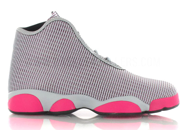 The Jordan Horizon Brings In Pink Tones For Girls - SneakerNews.com 1af08a6e80