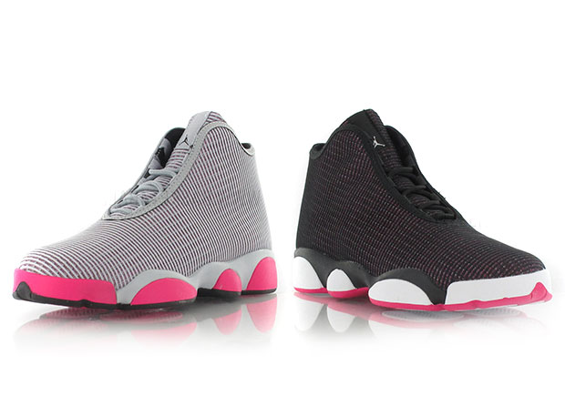 buy popular 54dfa e2701 The Jordan Horizon Brings In Pink Tones For Girls