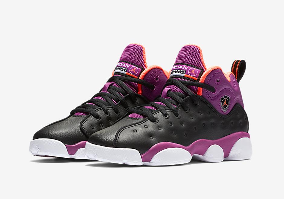 The Jordan Jumpman Team 2 Will Release In Girls Exclusive Colorways