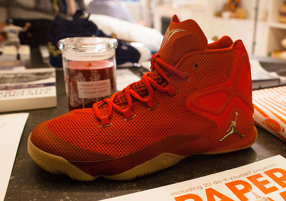 70a4483c964e A Red And Gum Jordan Melo M12 Might Release Soon - SneakerNews.com