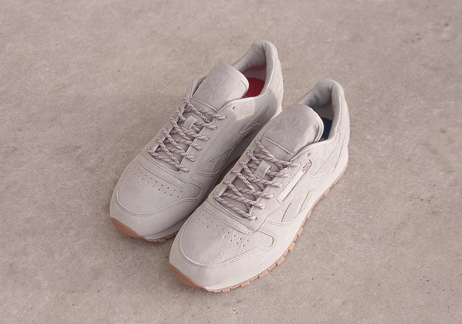 Kendrick Lamar x Reebok Classic Leather - Release Date - SneakerNews.com 80315cac1