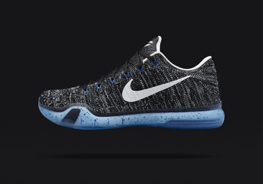 Online Drawing for the New Nike Kobe 10 Elite Low HTM is Now Live