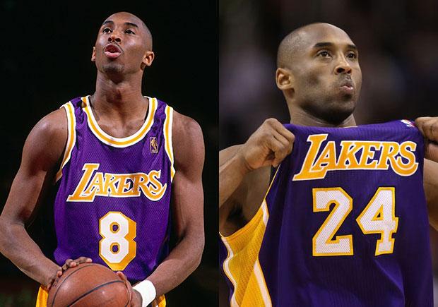 san francisco 3600d ae2ed Kobe Bryant's Iconic