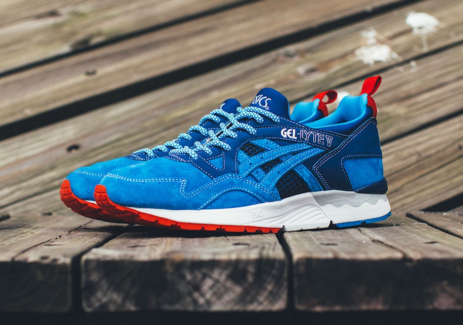 """Were you looking to grab a pair of the mita sneakers x ASICS GEL-Lyte V """" Trico"""" but weren t in Japan last weekend for their exclusive release  d765744ee"""