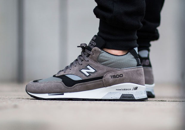 """New Balance Waterproofs the 1500 Mid and 577 for the """"Avalanche"""" Pack 2cc7dedb8b"""
