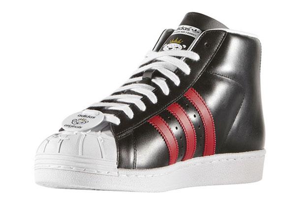 NIGO x adidas Pro Model Bearfoot | SneakerNews.com