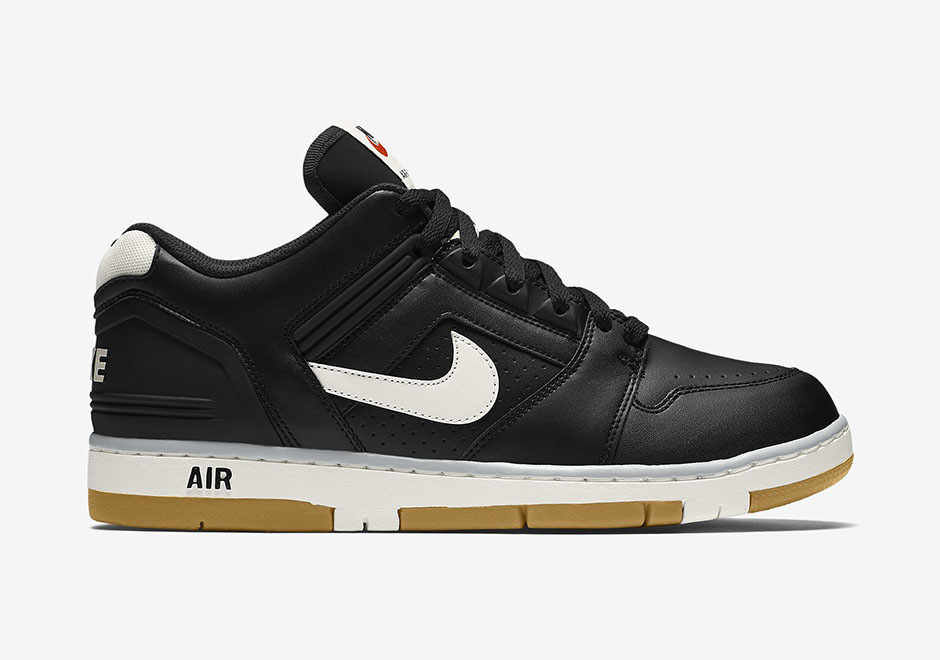 The Nike Air Force II Low Is Back In