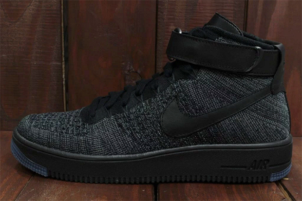 nike air force flyknit nere