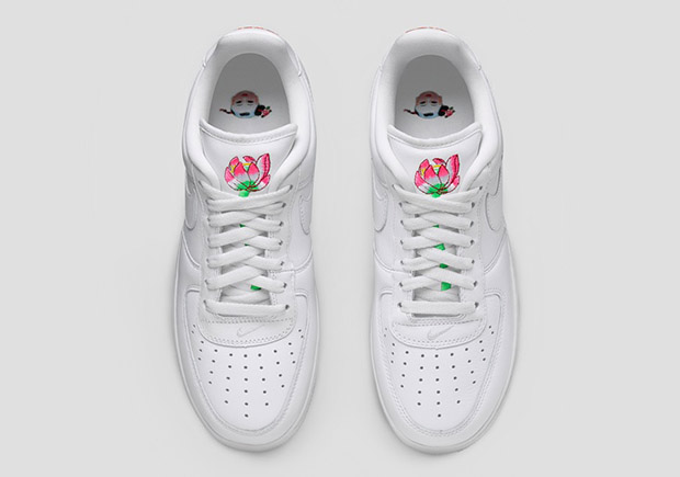 Nike Air Force 1 Low QS Nai Ke Chinsese New Year
