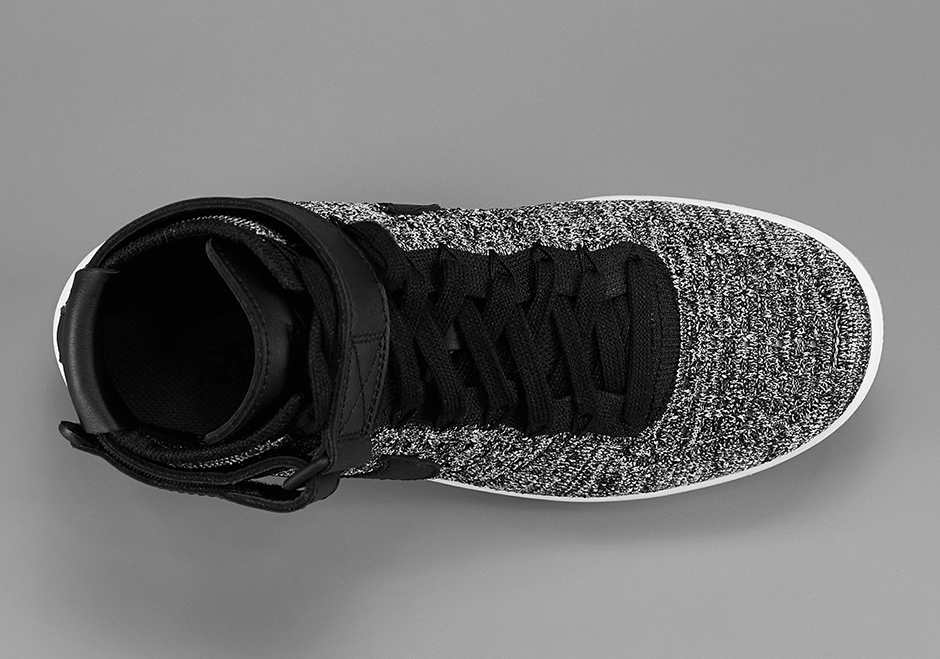 The Nike Air Force 1 Flyknit Released Today