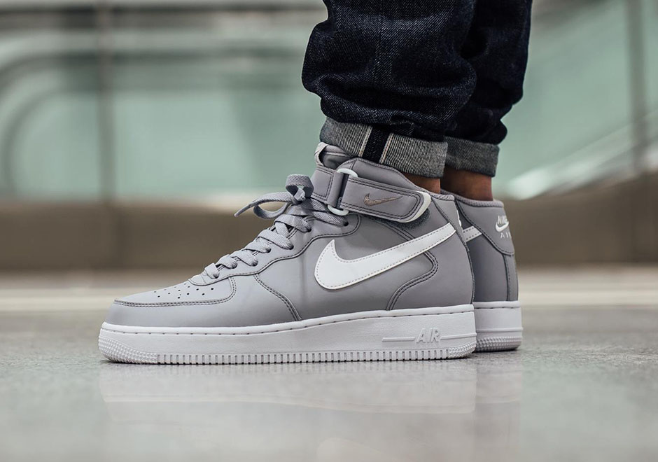 nike air force 1 mid high tops