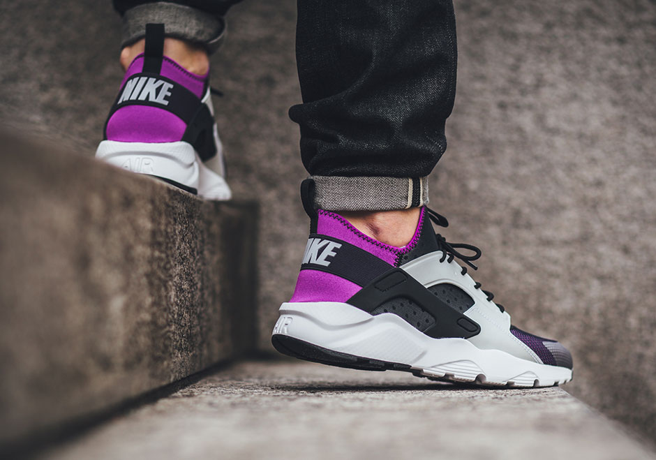 Nike Air Huarache Ultra Zwart