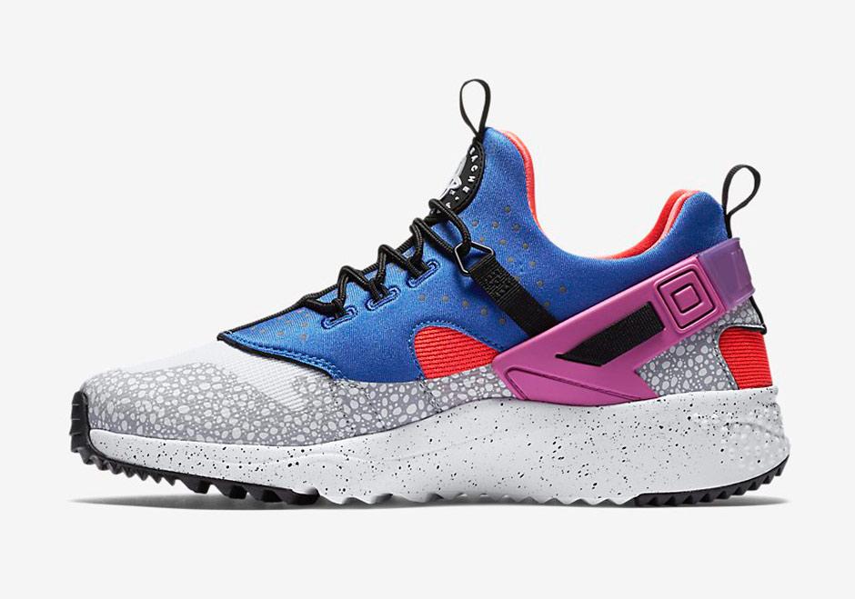Nike Huarache Utility 806979-104 | SneakerNews.com