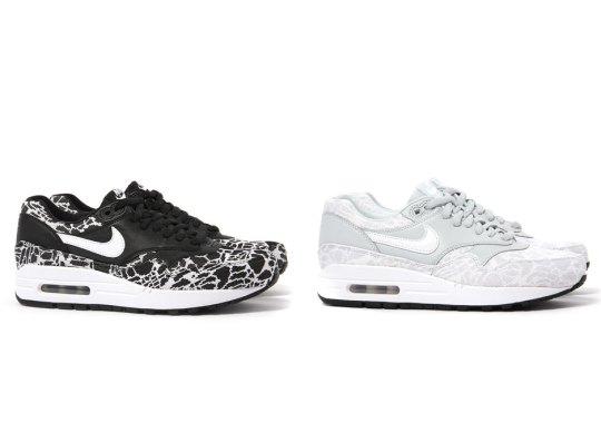 Nike Brings Jacquard Prints Back To The Air Max 1