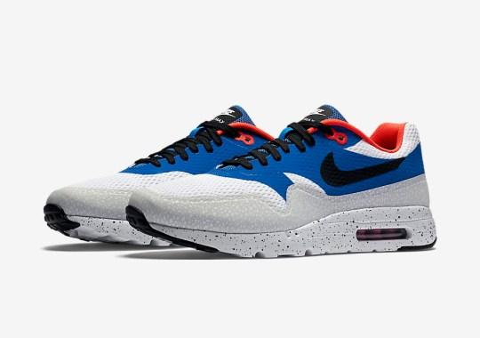Subtle Safari Prints On The Nike Air Max 1 Ultra Essential