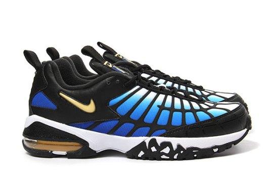 "Nike Air Max 120 ""Hyper Blue"" – Available"