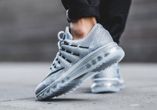Nike Air Max 2016 Tones Things Down in Blue Grey