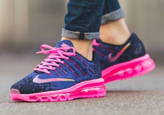 The Nike Air Max 2016 Gets Pixelated