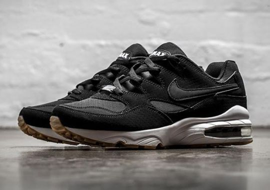 More Leather And Suede Options For The Nike Air Max 94
