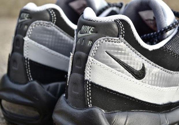 Air Max 95 Black And Grey