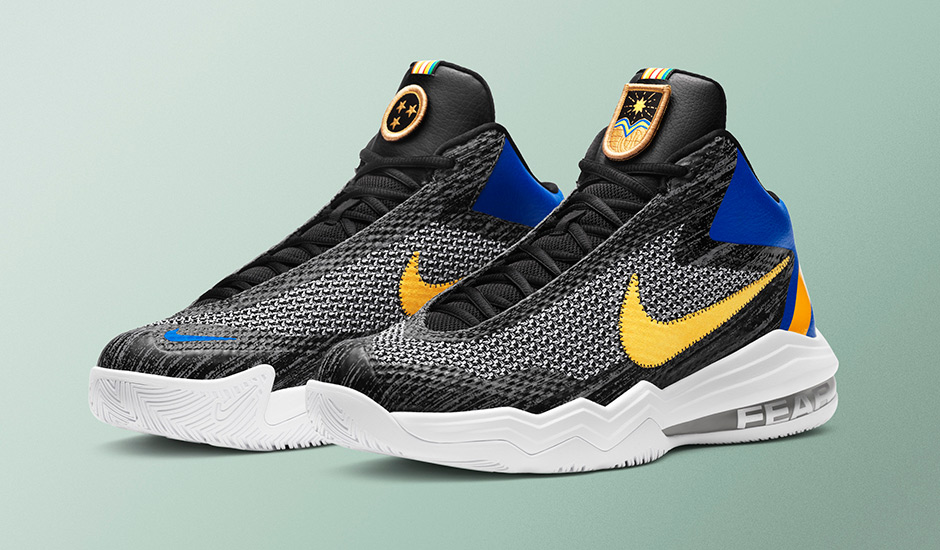 plus récent 3a344 2b479 Introducing The 2016 Nike Basketball All-Star Collection ...