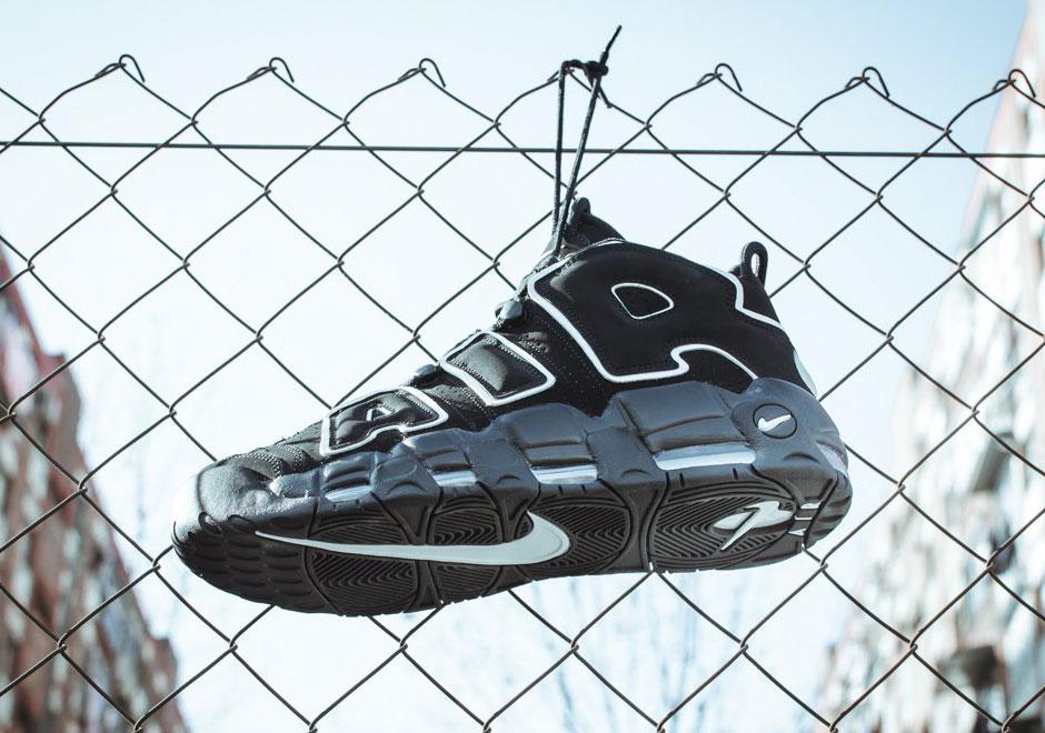 quality design 24764 980fd Nike Air More Uptempo - 2016 Release  SneakerNews.com