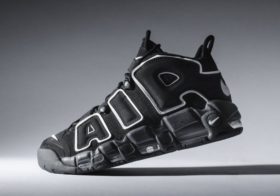 Nike Uptempo 96 Black