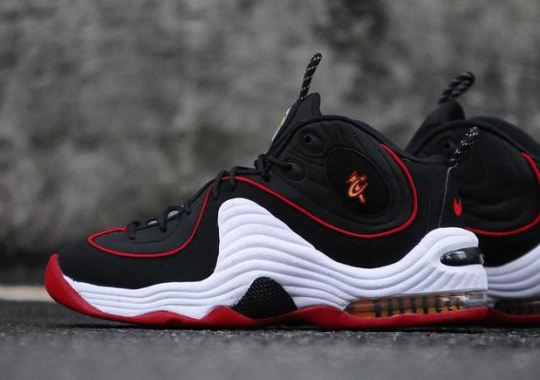 Penny Hardaway Goes Back To Miami With The Nike Air Penny 2
