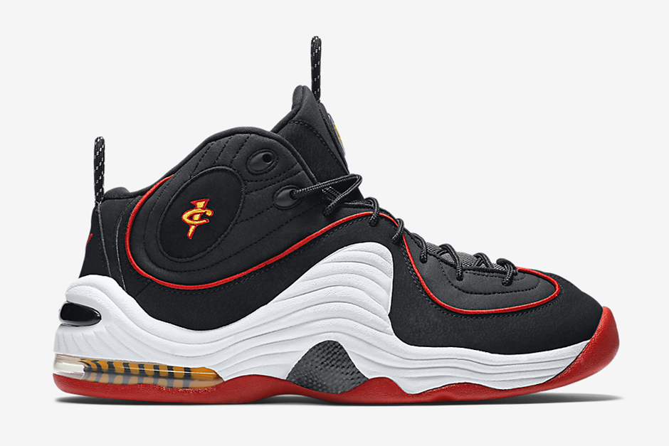 Red Penny Hardaway Shoes