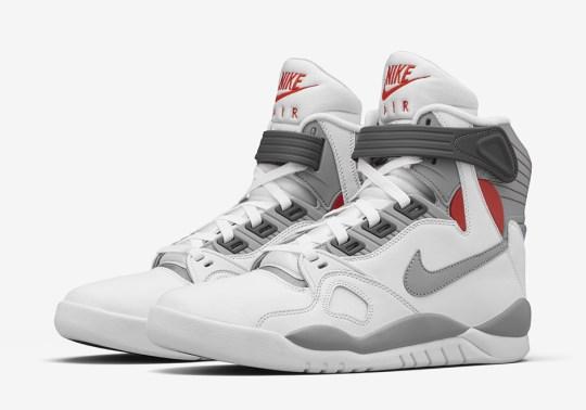 The Nike Air Pressure Returns Tomorrow