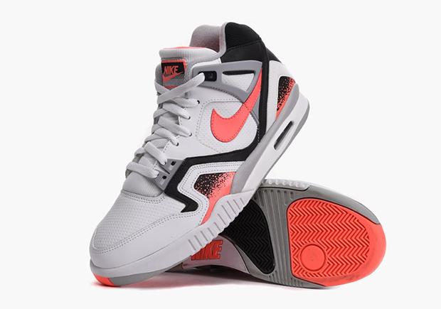 quality design 0e690 faff1 Nike Air Tech Challenge II Hot Lava 2016 Release   SneakerNews.com