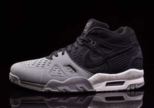 This New Nike Air Trainer 3 Is A Tribute To Bo Jackson And The Raiders