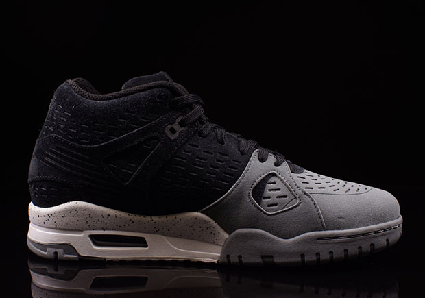 d38b8ef7b9c5e Nike Air Trainer 3 LE. Color  Black Cool Grey-White Style Code  815758-001.  Price   130
