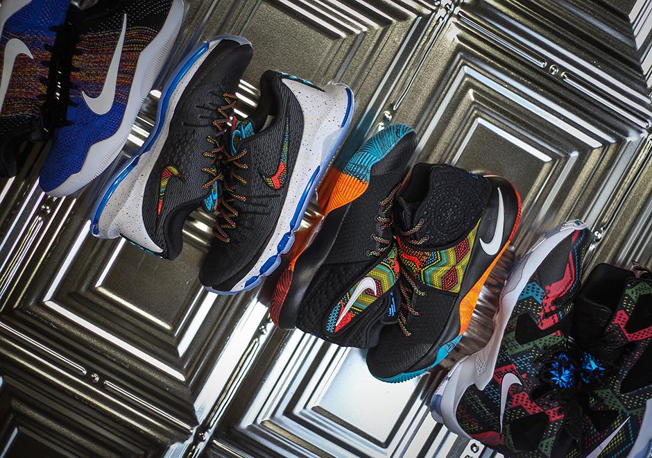 the latest f80b5 43dda Nike BHM 2016 Price + Release Date   SneakerNews.com