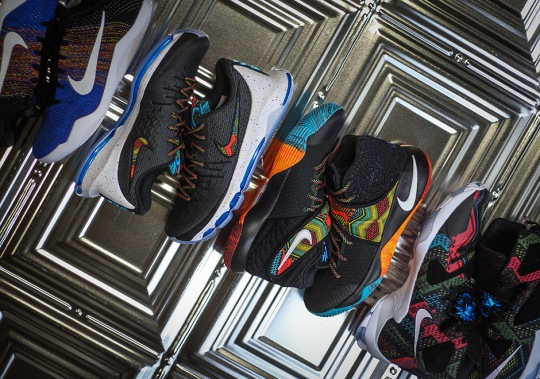 Nike Basketball's BHM Collection Releases On Martin Luther King Jr.'s Birthday