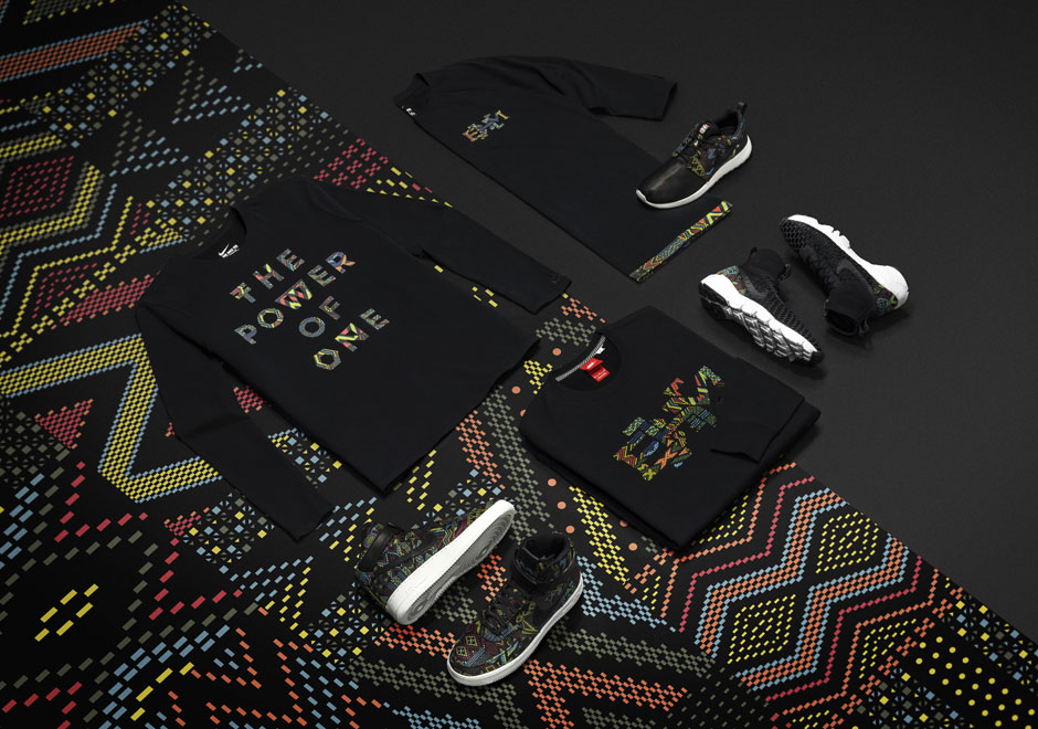 finest selection 6535d dd70f Nike Unveils 2016 Black History Month Collection