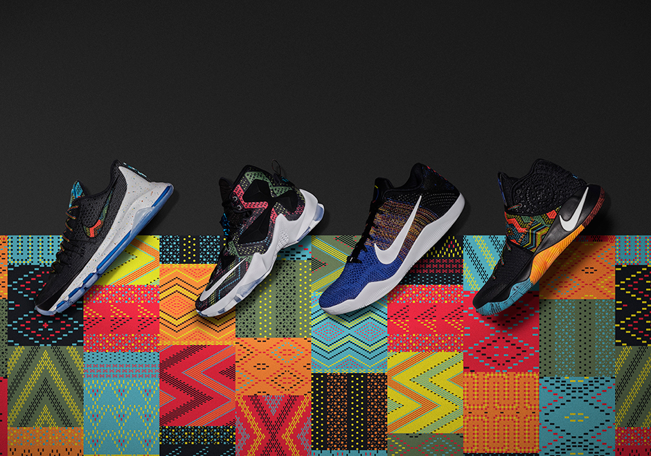 51c81af9f Nike Unveils 2016 Black History Month Collection - SneakerNews.com