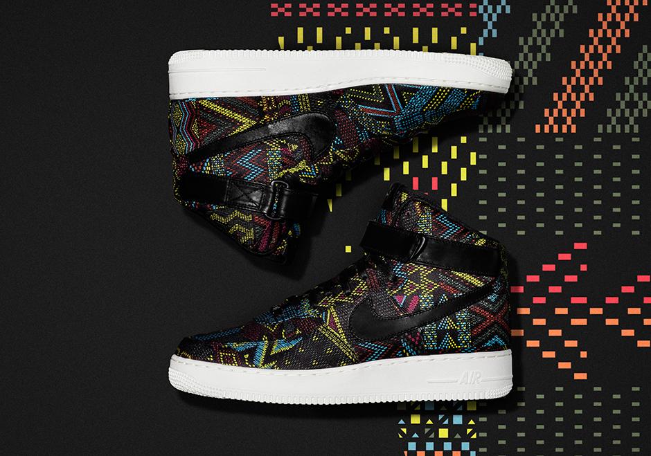 timeless design f71cf c13e3 Nike Sportswear 2016 Black History Collection