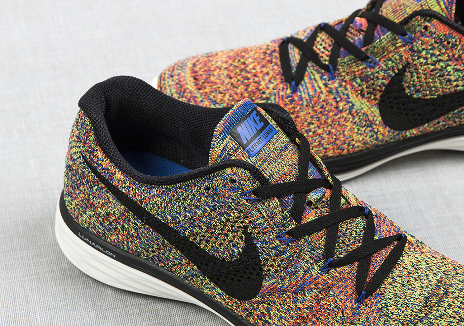 05df234be8dc Nike Just Dropped A Multi-Color Flyknit Sneaker - SneakerNews.com