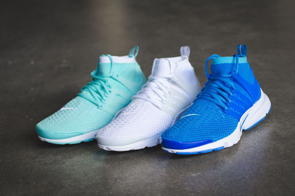 A Detailed Look At The Nike Presto Mid Flyknit