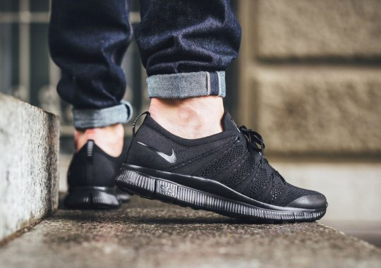 Is There Anything That Goes As Hard As Triple Black Nike Flyknits?