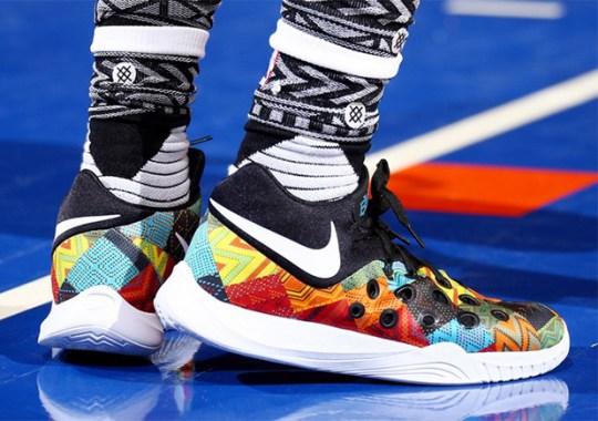 3cd17d4ccec3 Nike Hyperquickness 3 - SneakerNews.com