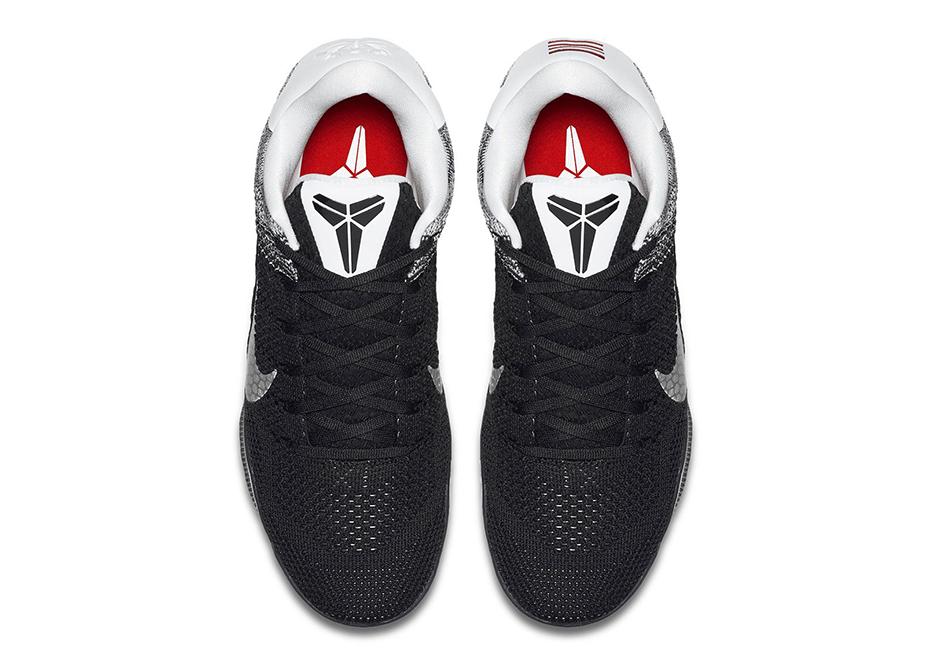 "8de37f0aed42 Nike Kobe 11 ""Last Emperor"". Color  Black White-Court Purple Style Code   822675-105. Release Date  February 4th"
