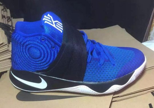 "Kyrie Irving Goes Back To Duke With The Nike Kyrie 2 ""Brotherhood"" 7d9ad8ae8"