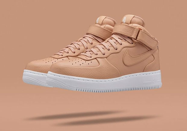 nike air force 1 vachetta