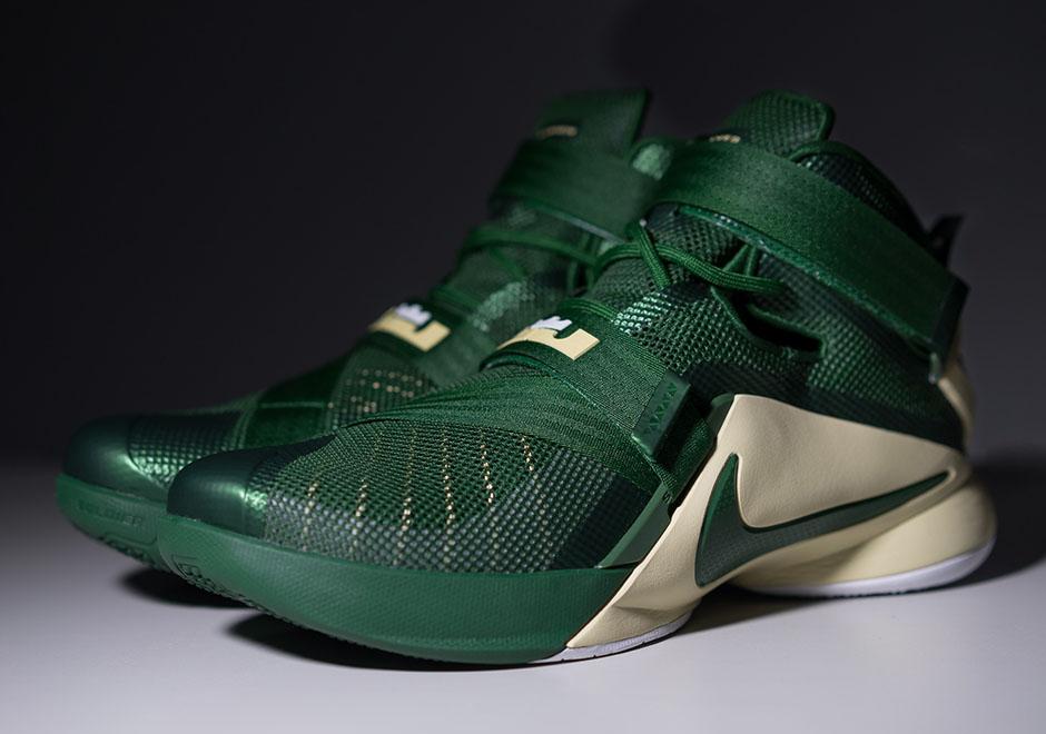 best website c7377 817f3 Nike LeBron Soldier 9 SVSM   SneakerNews.com
