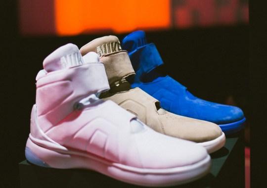 Introducing The Nike Marxman