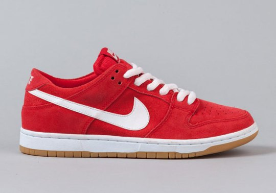 Ishod Wair Has Another Skinny-Tongue Nike SB Dunk
