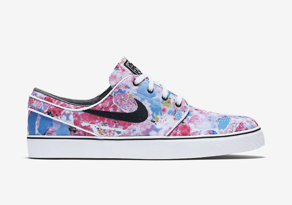 "info for aca5e a3bb2 Nike SB Zoom Stefan Janoski PRM ""Cherry Blossom"""