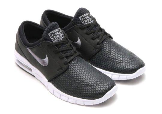 The Nike SB Stefan Janoski Signature Line Continues To Inch Toward Luxury 44145ea3a